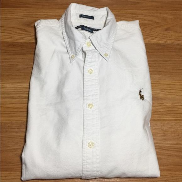 f99017d706a80d Ralph Lauren Tops | Polo Womens Classic Fit Oxford Shirt | Poshmark